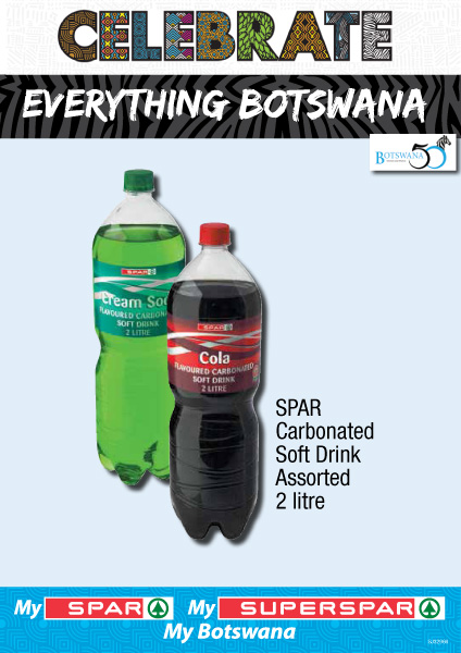 Spar Carbonated Soft Drinks
