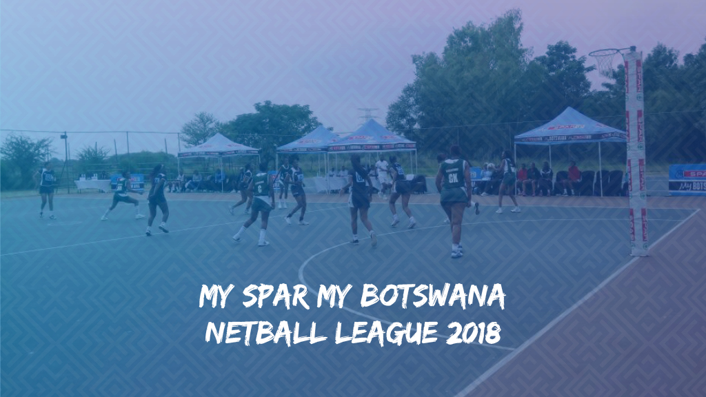 My SPAR My BW Netball Results 2018